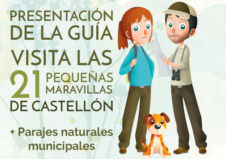 El 1 de diciembre presentamos la Guía +Parajes Castellón